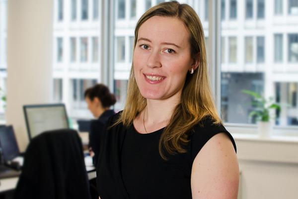 Alena Ševčíková, Assistant Payroll, E-Consulting Czech